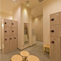 フロント、プロテインBAR、ロッカールーム、シャワールーム5