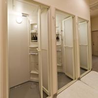 フロント、プロテインBAR、ロッカールーム、シャワールーム6