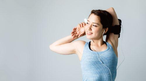 肩こり腰痛予防・改善